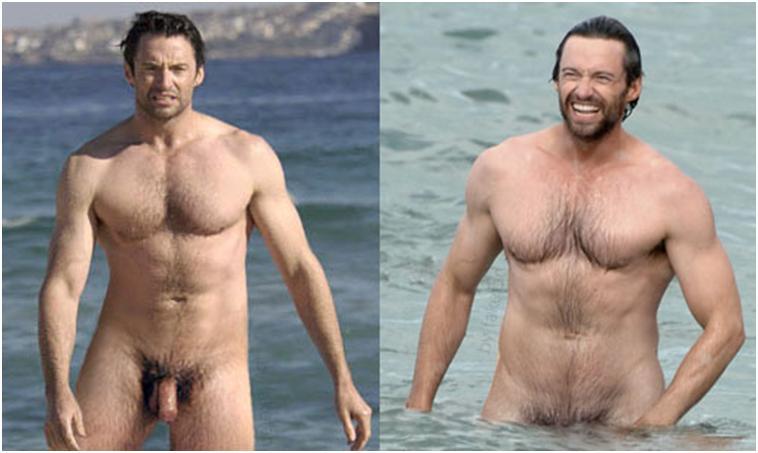 Hugh jackman muscle