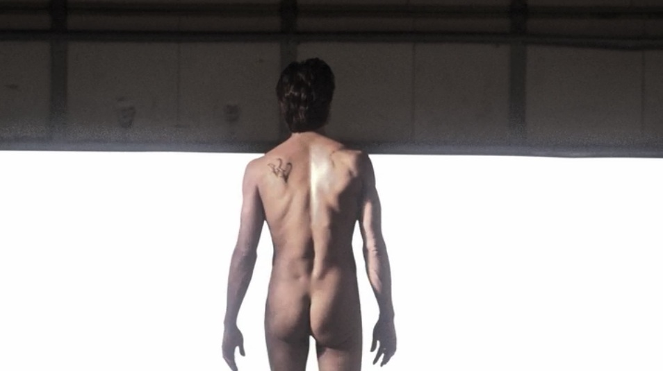 Johnny Whitworth Fully Nude
